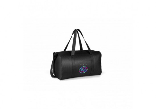 Monza Sports Bag - Black Only