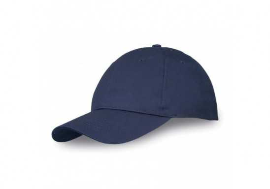 Us Basic Detroit 6 Panel Cap - Navy