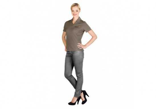 Cutter And Buck Genre Ladies Golf Shirt