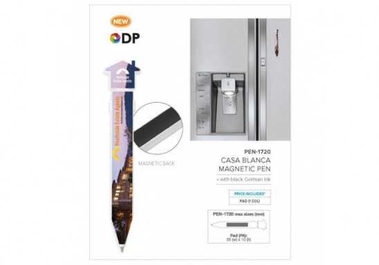 Casa Blanca Magnetic Pen