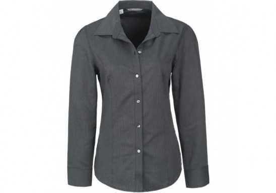 Epic Ladies Long Sleeve Shirt - Black