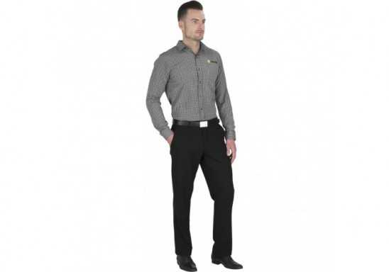 Mens Cambridge Flat Front Pants