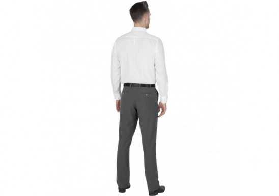 US Basic Mens Cambridge Flat Front Pants