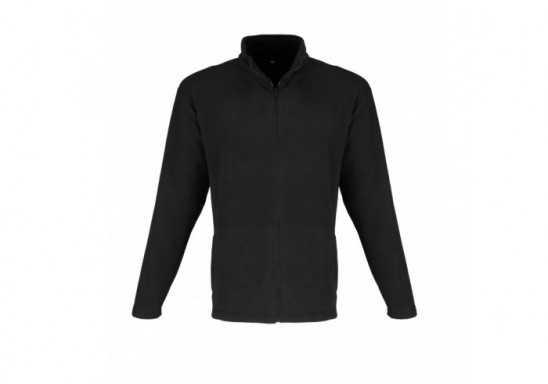 US Basic Mens Yukon Micro Fleece Jacket
