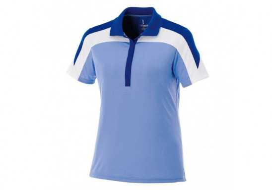 Ladies Vesta Golf Shirt - Blue