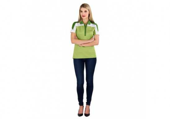Ladies Vesta Golf Shirt