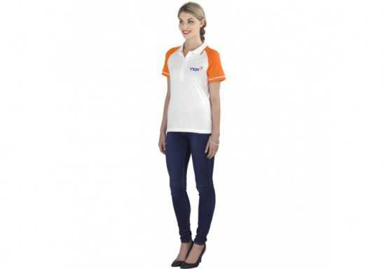 US Basic Ladies Sydney Golf Shirt