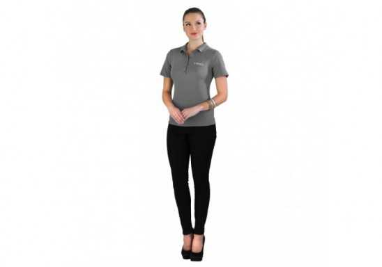 Ladies Edge Golf Shirt