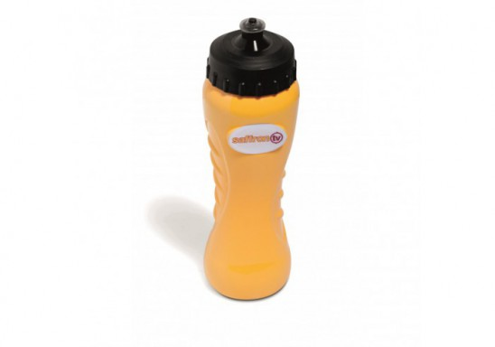 Curves-750 Water Bottle - 750ml - Yellow Only