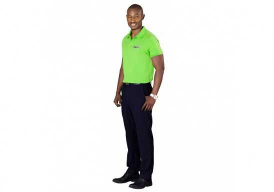 Elevate Calgary Mens Golf Shirt