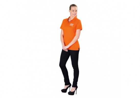 Elevate Calgary Ladies Golf Shirt