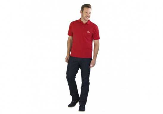 US Basic Mens Elemental Golf Shirt