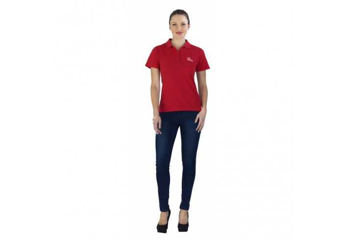 US Basic Ladies Elemental Golf Shirt