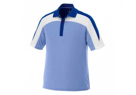 Mens Vesta Golf Shirt - Blue