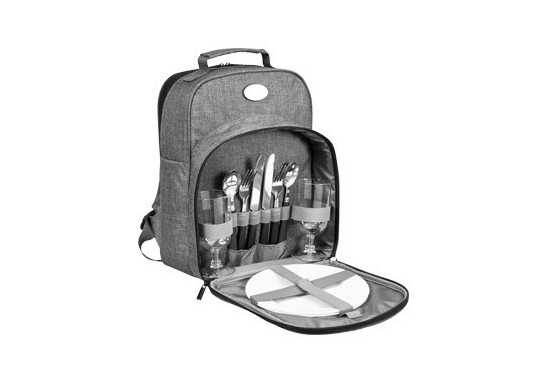 Avenue Picnic Bag - Grey