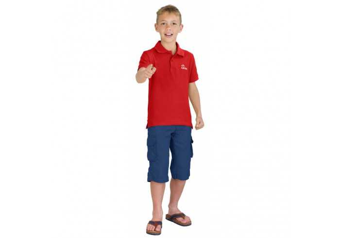 US Basic Kids Elemental Golf Shirt