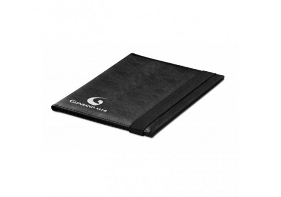 Elasticity A5 Folder - Black