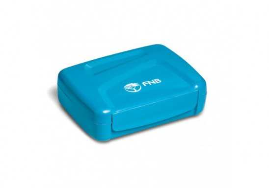 Eureka Lunch Box - Turquoise Only