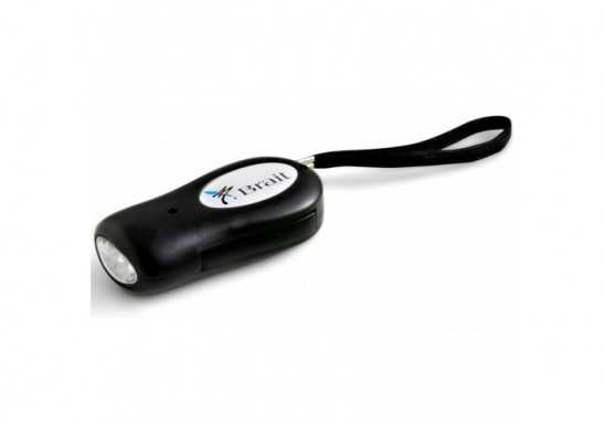 Spark Kinetic Torch - Black