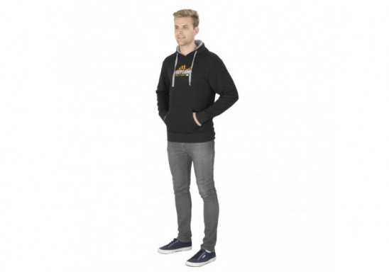 US Basic Mens Solo Hooded Sweater