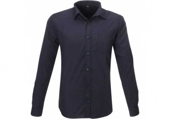US Basic Mens Long Sleeve Kensington Shirt