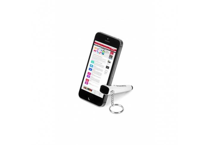 Axon Mobile Mate Keyholder - Solid White Only