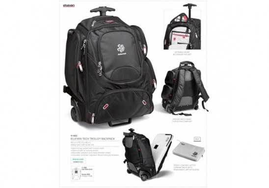 Elleven Tech Trolley Backpack