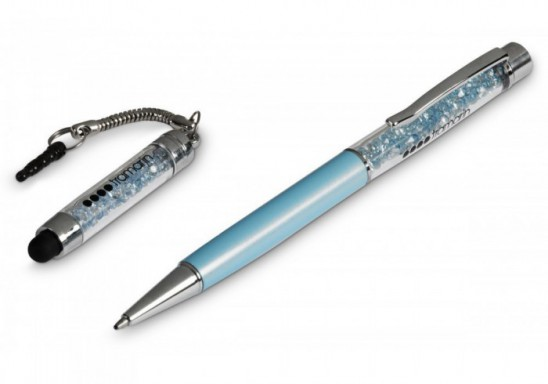 Tiffany Ball Pen & Stylus Gift Set - Turquoise Only