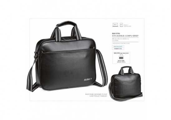 5Th Avenue Compu-Brief - Black