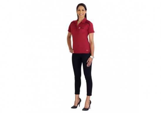 Elevate Nyos Ladies Golf Shirt