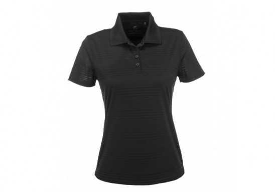 Gary Player Westlake Ladies Golf Shirt - Black