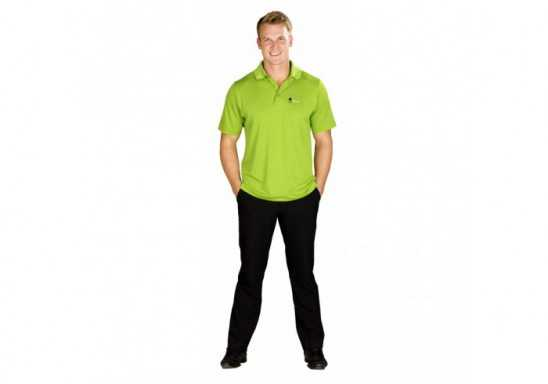 Gary Player Wynn Mens Golf Shirt