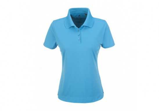 Gary Player Wynn Ladies Golf Shirt - Aqua