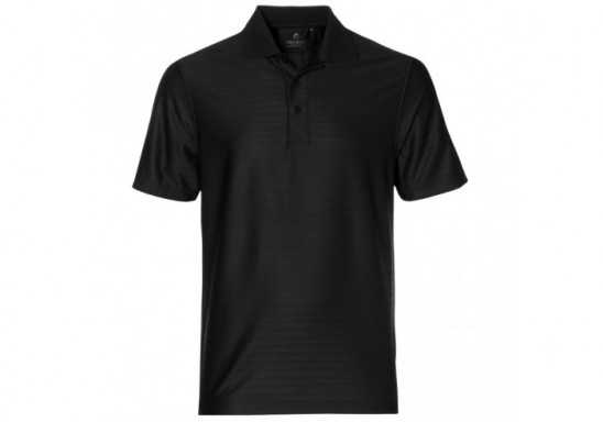 Gary Player Oakland Hills Mens Golf Shirt - Black