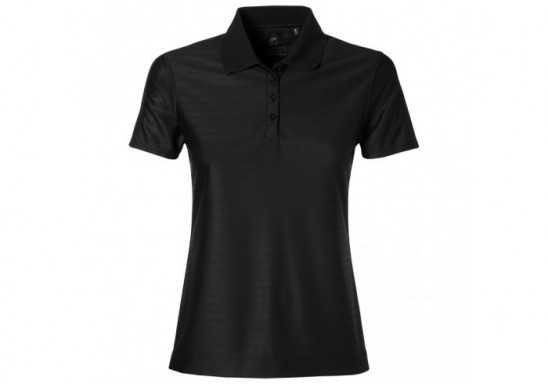 Gary Player Oakland Hills Ladies Golf Shirt - Black