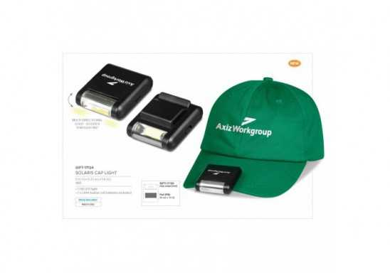 Solaris Cap Light