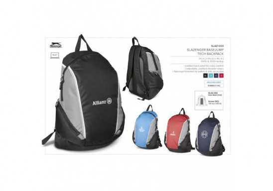 Slazenger Basejump Laptop Backpack