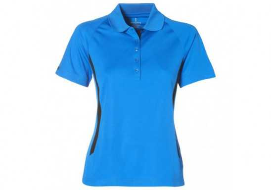 Elevate Mitica Ladies Golf Shirt - Blue