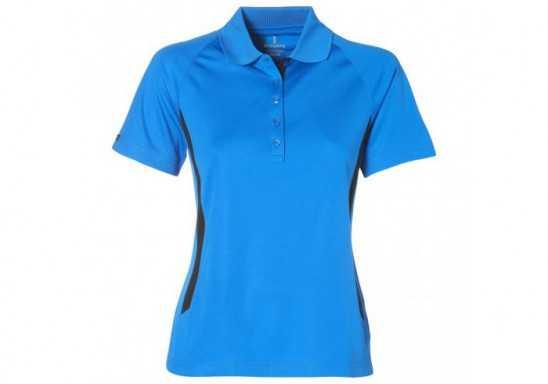 Elevate Mitica Ladies Golf Shirt - Blue