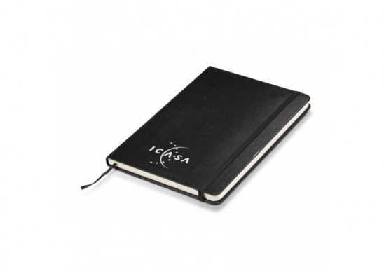 Fourth Estate A5 Notebook - Black