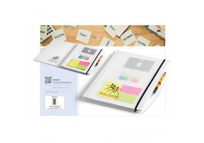 Herald A4 Notebook