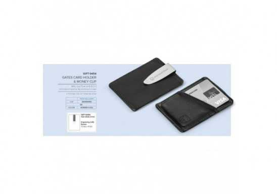 Gates Card Holder & Money Clip