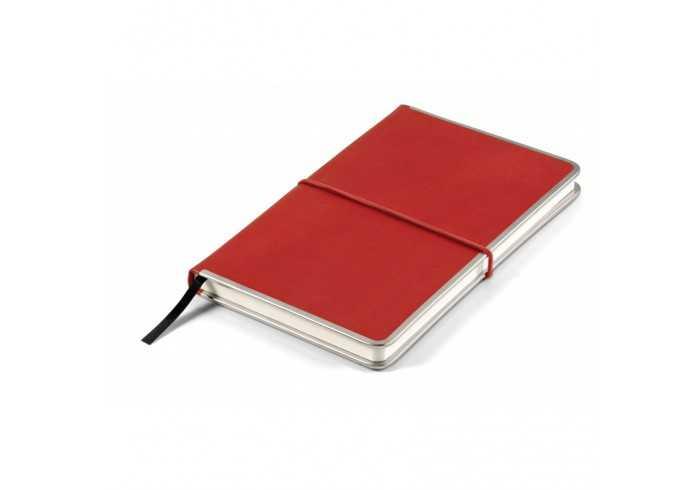 York A5 Notebook - Black