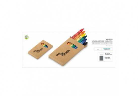 Kaleidoscope Crayons