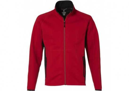 Elevate Ferno Mens Bonded Knit Jacket