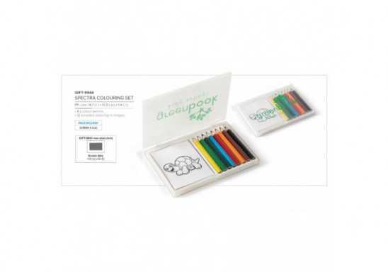 Spectra Colouring Set