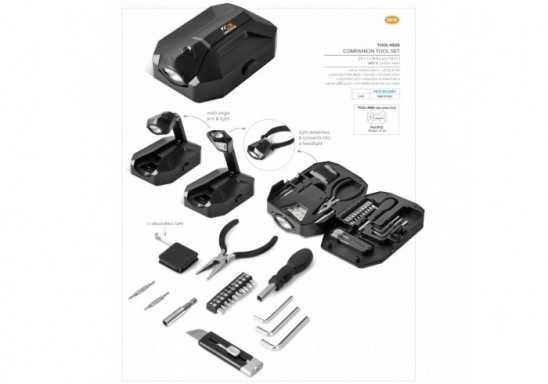 Companion Tool Kit