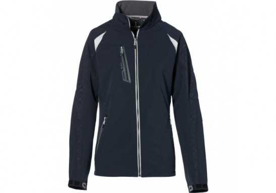 Elevate Katavi Mens Softshell Jacket - Navy