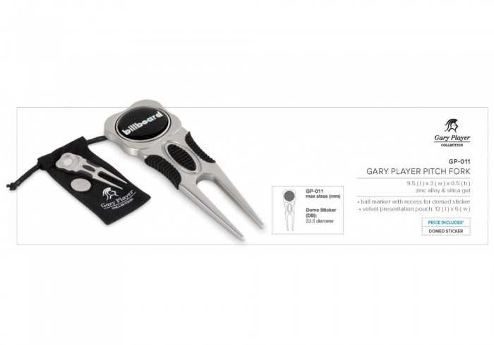 Gary Player Pitch Fork Repairer