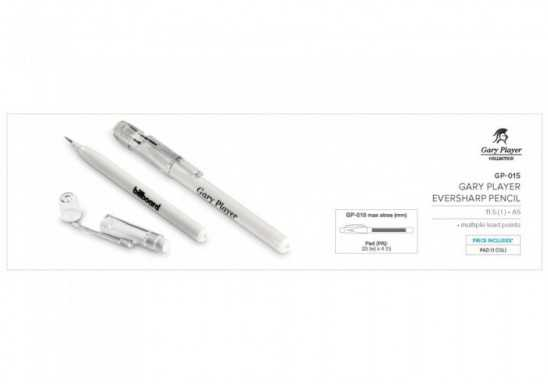 Gary Player Eversharp Pencil